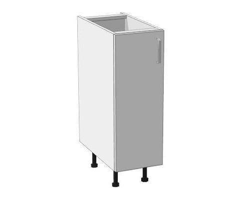 30-as 1 ajtós alsó konyhaszekrény elem