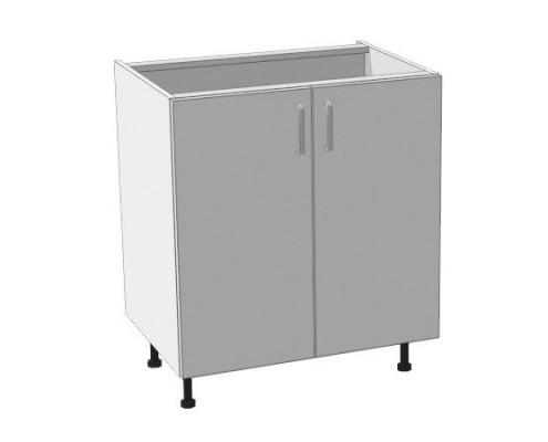 80-as 2 ajtós alsó konyhaszekrény