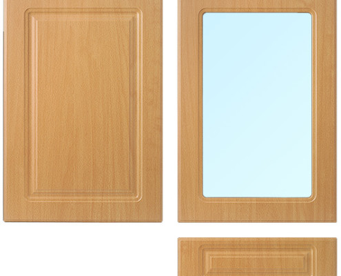 Akciós MDF fóliás konyhaszekrény ajtó